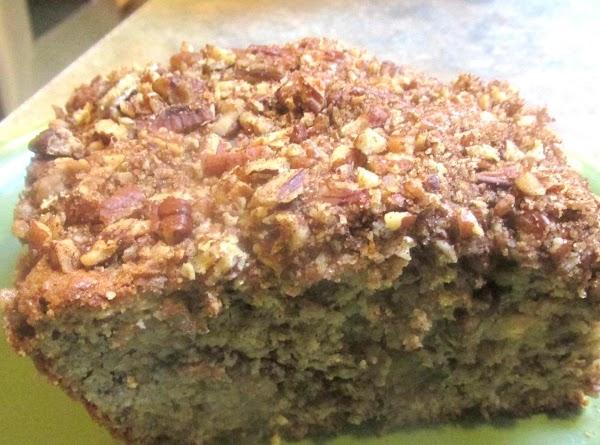 Go- Bananas Coffee Cake Recipe