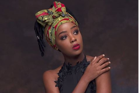 Actress Thuso Mbedu opened up about her depression.