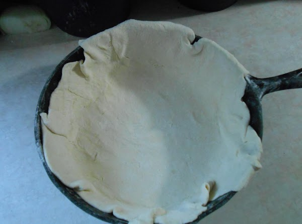 Place a large piece of parchment paper in bottom of pan, this will allow...