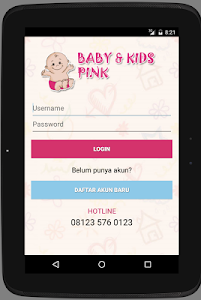 BabynKids Pink screenshot 5