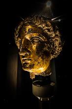 Photo: Sulis Minerva  Gilt bronze