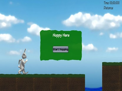 Hoppy Hare- screenshot thumbnail