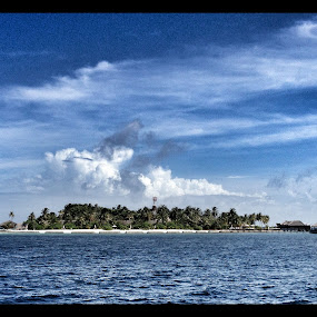 Island by Alin Miu - Instagram & Mobile iPhone ( fishtale.ro, exotic, island )