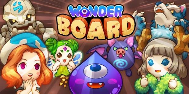 WonderBoard - náhled