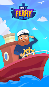 Idle Ferry Tycoon Mod Apk 1.2.15 (No Ads) 4