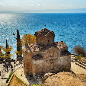 Kaneo Ohrid by Katerina Mavrovska - Buildings & Architecture Other Exteriors