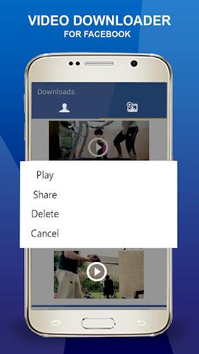Video Downloader For Facebook 1.0.1 screenshots 3