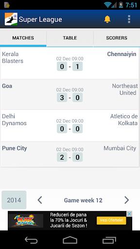 India Football League