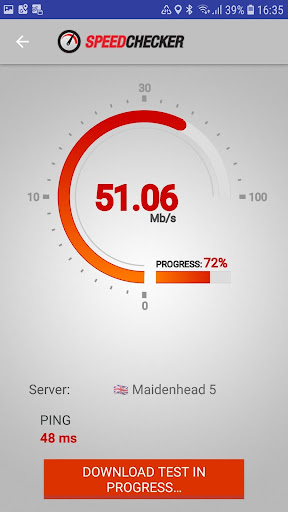 Internet Speed Test by Speedchecker 2.5.1 gameplay | AndroidFC 1