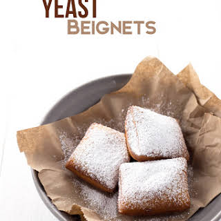 Yeast Beignets.