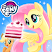 My little pony bakery story