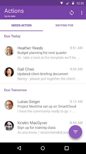 HCL Verse (formerly IBM Verse) screenshot 5