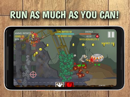run through enemies screenshot 3