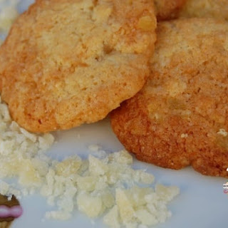Cookies with Pineapple Chunks Recipe