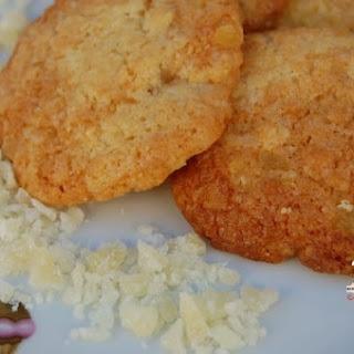 Cookies with Pineapple Chunks.