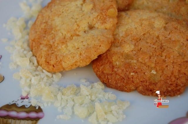 Cookies with Pineapple Chunks Recipe
