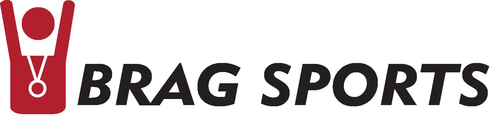 Brag Sports logo