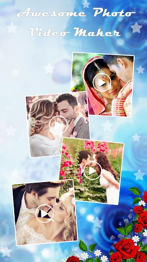 Wedding Photo Video Maker screenshots 2