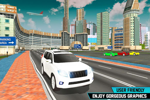 Prado Car Parking City Drive : Free Games 1.0 screenshots 4