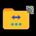 WiFi FTP Server +File Transfer icon