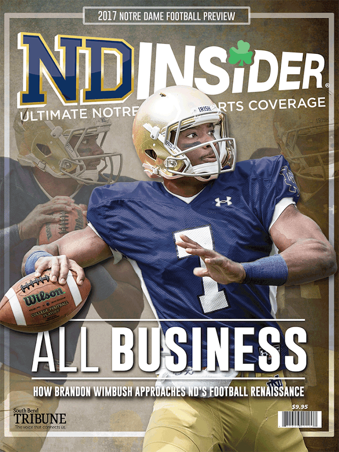 ND Insider Football Preview 2017- screenshot