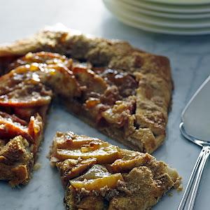 Cinnamon Apple Crostata