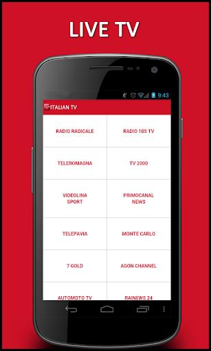 ITALIAN Pocket TV