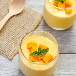 Mango Mousse Without Whipped Cream Recipes.