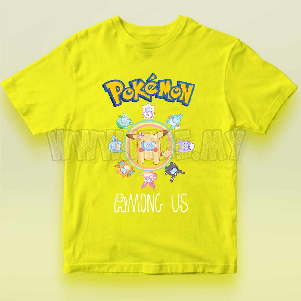 Pokemon x Among Us 6