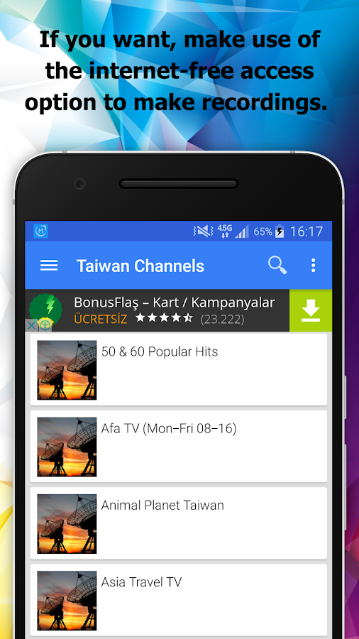 tv taiwan channels info - android apps on google play - Mobile Tv Indonesia