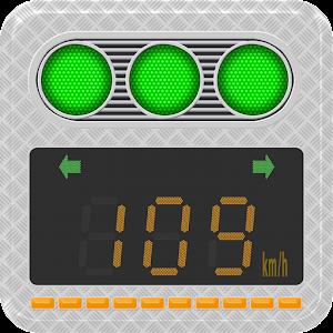 トラック八郎(速度表示灯付きスピードメーター)
