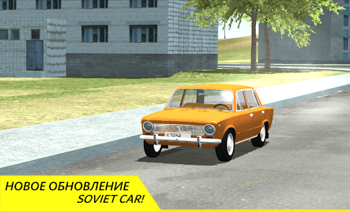 SovietCar: Simulator Apk Download For Android 1