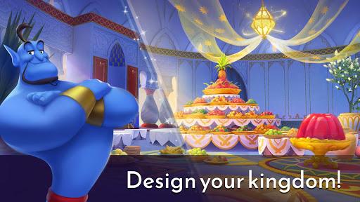 Disney Princess Majestic Quest: Match 3 & Decorate 1.7.1a Screenshots 3
