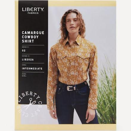 Camargue Cowboy Shirt (unisex)