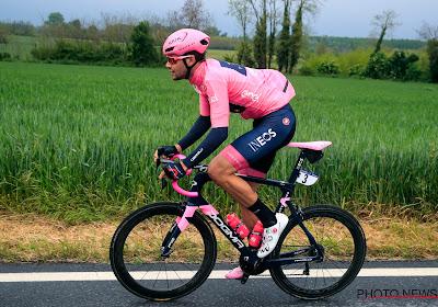 """Filippo Ganna al onder de indruk van Evenepoel: """"Ik zag dat Remco geweldige benen had"""""""