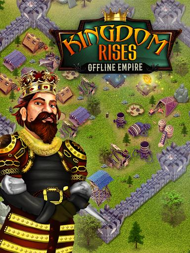 Roman Kingdom Rises: Offline Empire Buildit 1.8 screenshots 8