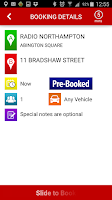 Screenshot of Bounds Taxis