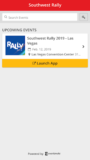 Screenshot for Southwest Rally in United States Play Store