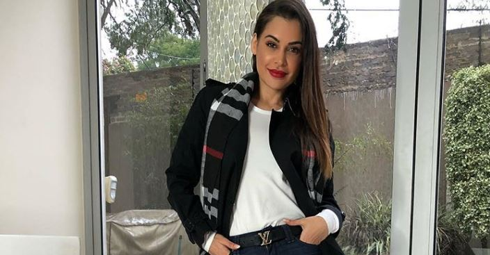Shashi Naidoo was stopped from entering the area.