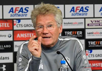 Bölöni explique pourquoi il n'a pas sélectionné Juklerod à Malines