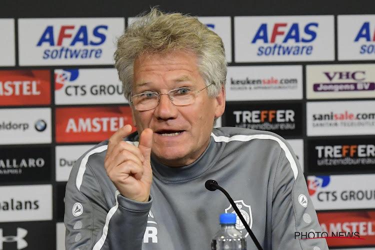 """Laszlo Bölöni kijkt vooruit naar tweeluik met AA Gent: """"Wedstrijden moeten ooit gespeeld worden"""""""