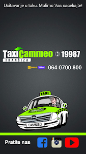 Taxi Cammeo Srbija screenshot 0