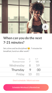 WeBurn: Women HIIT Workouts, Fitness Plan & Coach - náhled