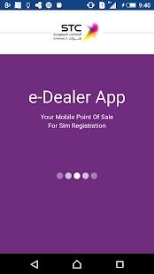 e-Dealer App - náhled