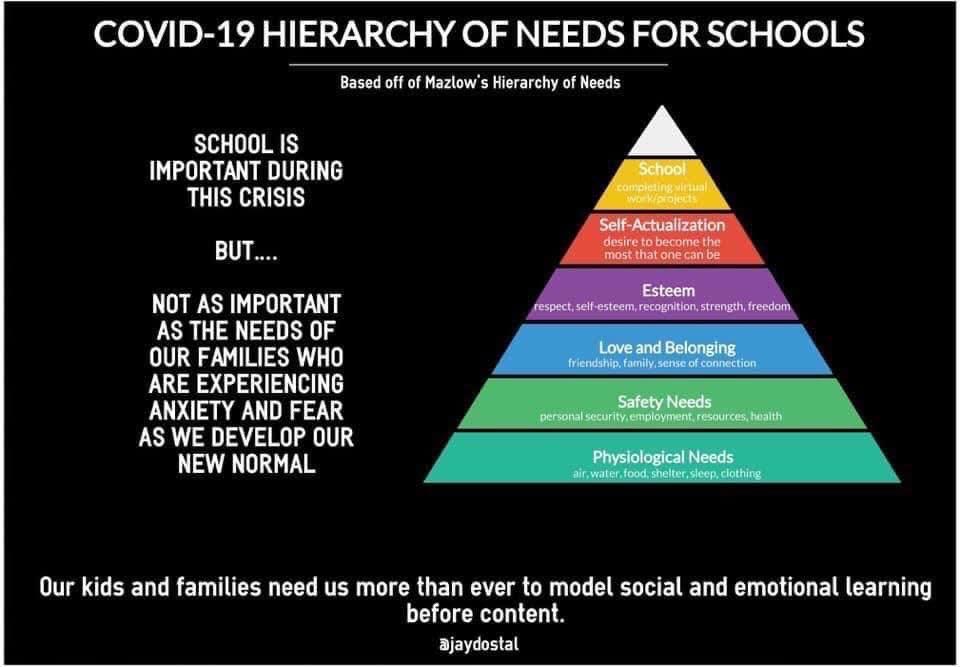 COVID 19 Hierarchy
