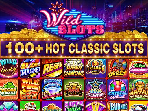 Wild Slotsu2122- Free Classic Vegas slots games  gameplay | by HackJr.Pw 11