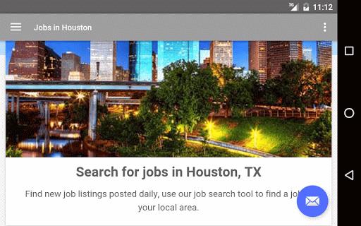Jobs in Houston, Texas, USA  screenshots 5