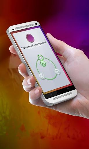專業紫 TouchPal