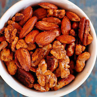 Paleo Spiced Nuts Recipe