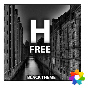 Theme Xperien Black Free